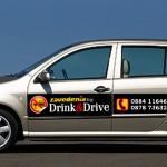 Drink-drive-car