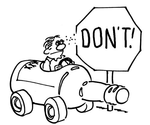 Nelson Dewey cartoon